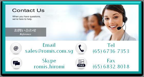 contact us romis