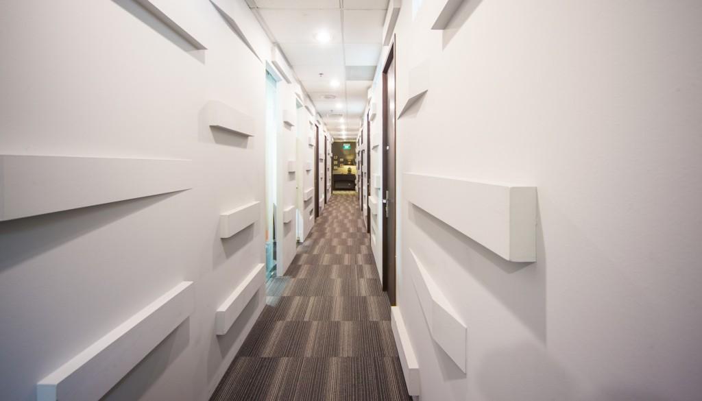 ubSuite-hallway